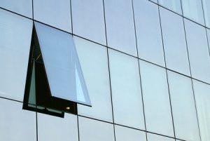 کرتین وال شیشه ای