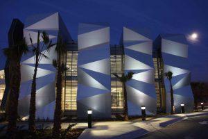 نما مدرن ساختمان